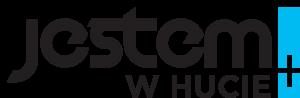 LogoJestemWHucie-czarne