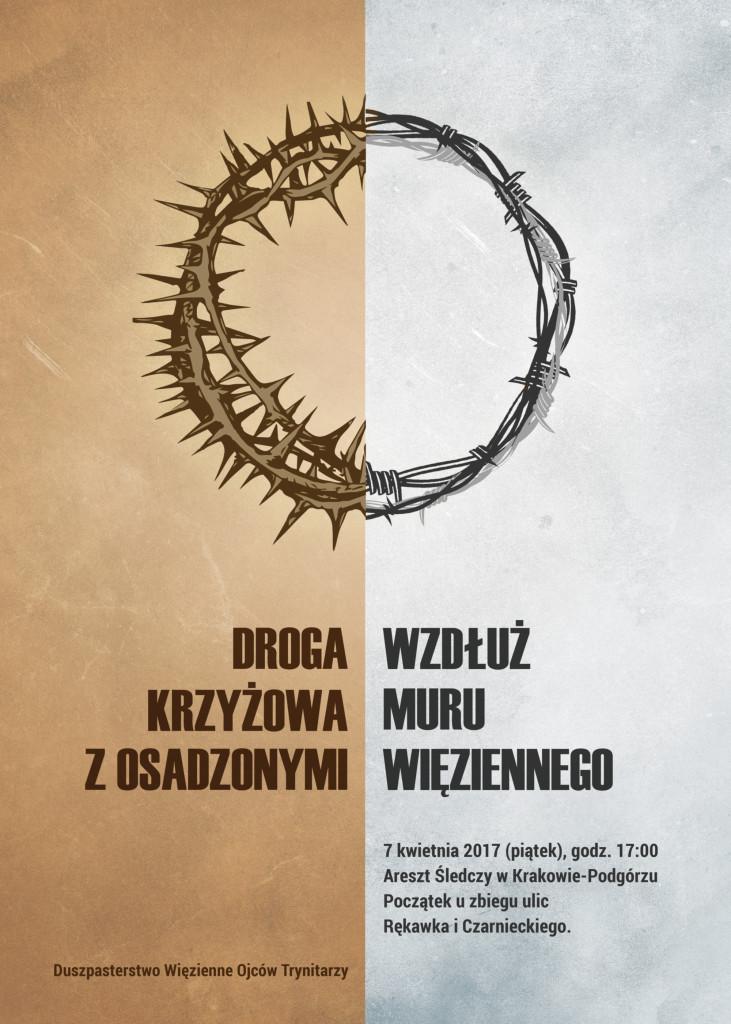 DROGA KRZYŻ. Z OSADZONYMI 2017
