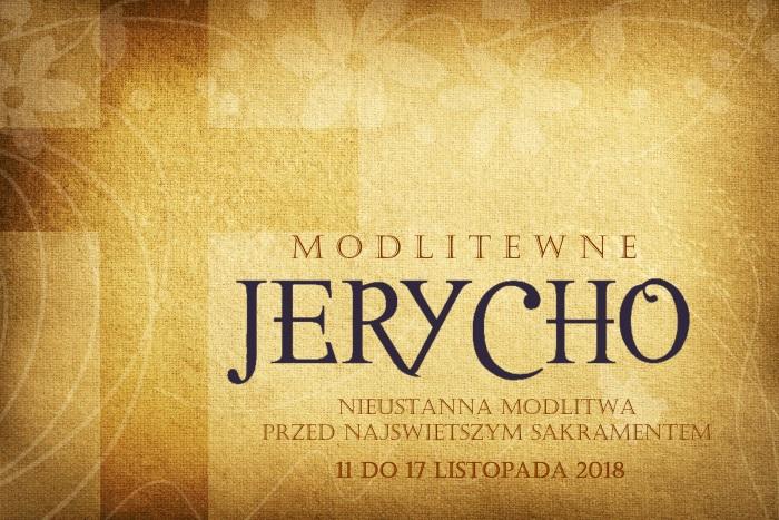 """""""Modlitewne Jerycho"""""""